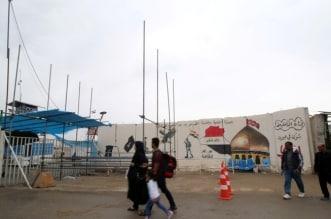 العراق كورونا حدود