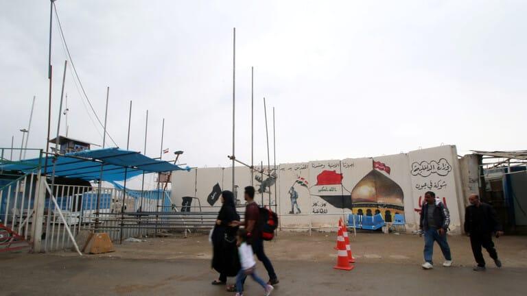 العراق يغلق 5 منافذ حدودية مع إيران