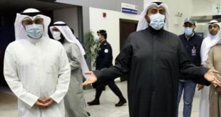 الكويت تسجل 534 إصابة جديدة بفيروس كورونا