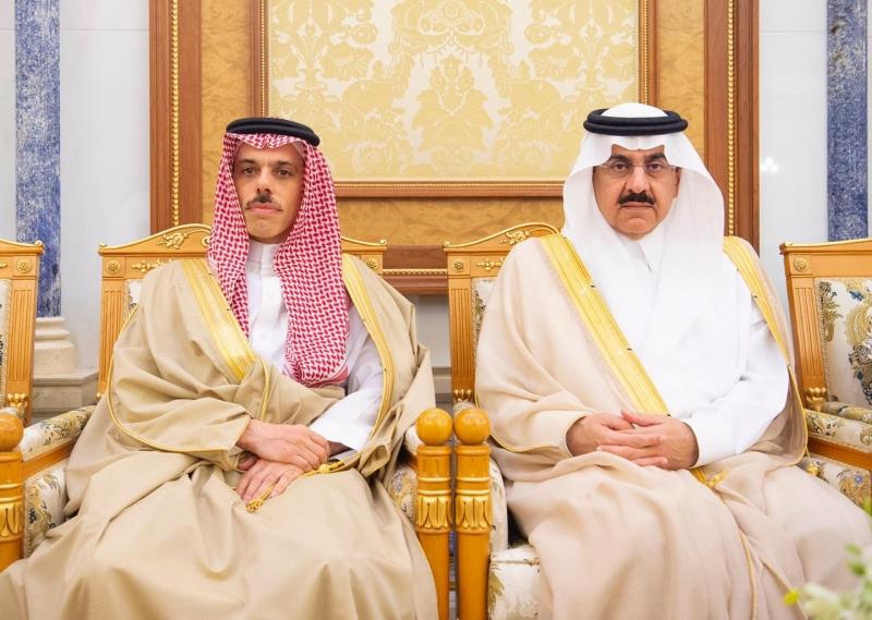 الملك سلمان يستقبل رئيس البرلمان العربي بمناسبة انتخابه لفترة ثانية - المواطن