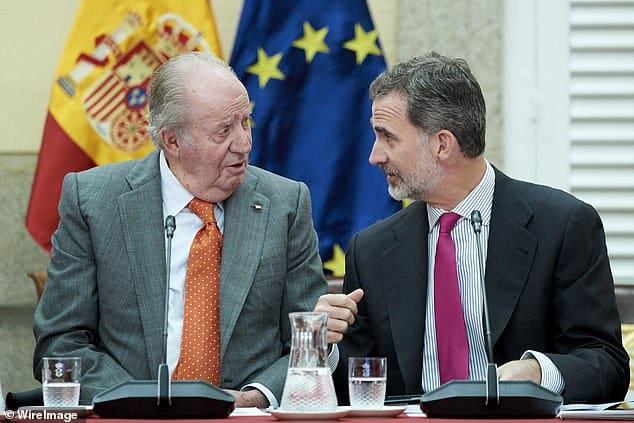ملك إسبانيا فيليبي السادس يتخلى عن ميراثه بسبب فضيحة