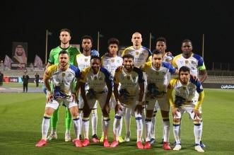 النصر في الدوري السعودي
