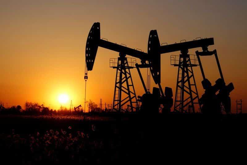 سعر النفط الخام برنت ينخفض بنسبة 5.39%
