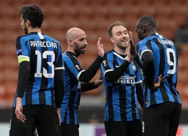 إنتر ميلان يُطالب لاعبيه بالعودة إلى إيطاليا