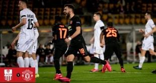 برونو فرنانديز يخطف الأنظار في الدوري الأوروبي