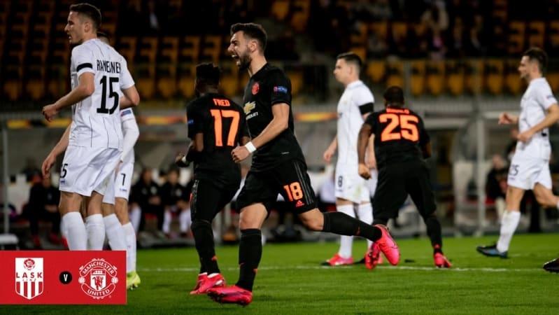 برونو فرنانديز في الدوري الاوروبي