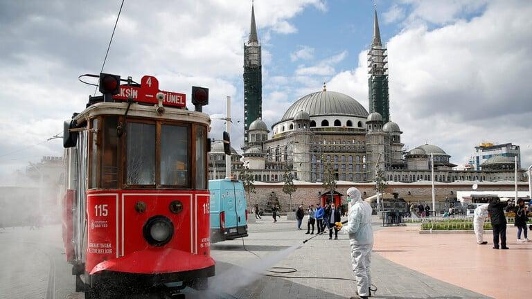 صدمة في تركيا.. تسجيل 168 إصابة بكورونا خلال 24 ساعة