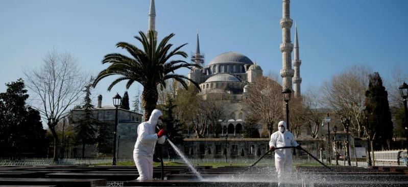 تقرير تركي: الأتراك غير مقتنعين بإجراءات أردوغان لمواجهة كورونا
