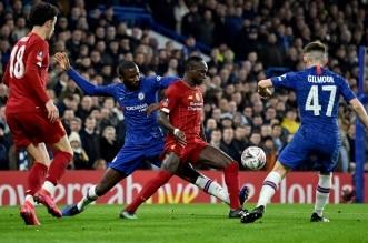 تشيلسي ضد ليفربول
