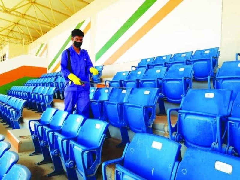 وزارة الرياضة توجه بتعليق تدريبات الأندية مؤقتًا