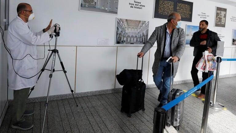 ارتفاع عدد المصابين بكورونا في تونس إلى 13