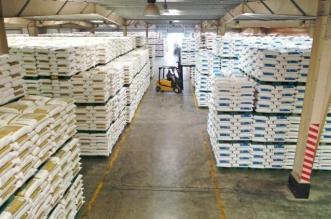 3 ملايين و300 ألف طن.. الطاقة التخزينية للقمح في المملكة - المواطن