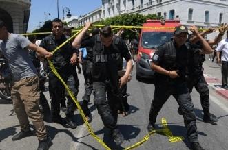 تفجير ارهابي في تونس