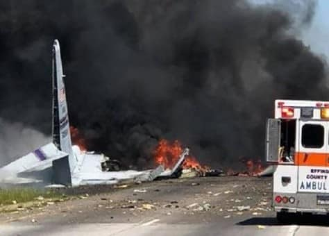 تحطم طائرة إخلاء طبي ومقتل جميع ركابها بالفلبين