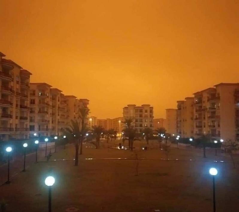 عاصفة التنين تضرب مصر والأرصاد : الوضع سيزداد سوءًا - المواطن