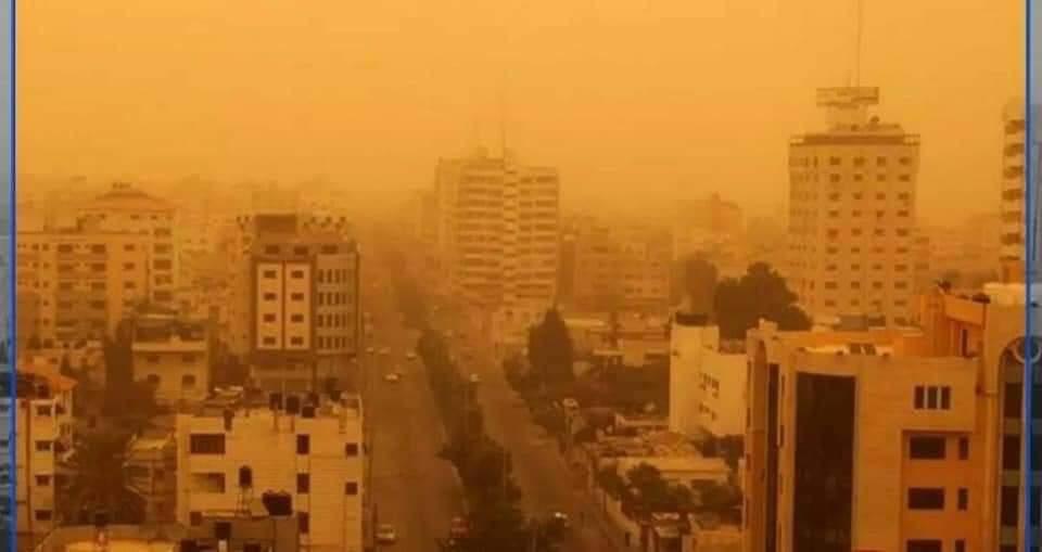 عاصفة التنين تضرب مصر والأرصاد : الوضع سيزداد سوءًا