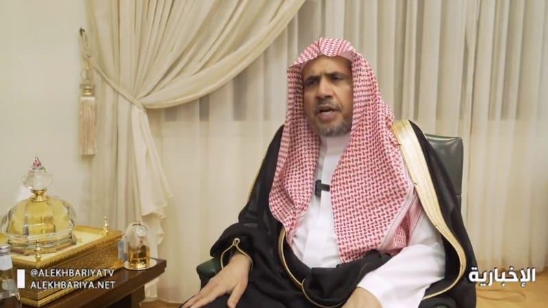 فيديو.. العيسى: التساهل أمام قرار إغلاق المساجد من الكبائر