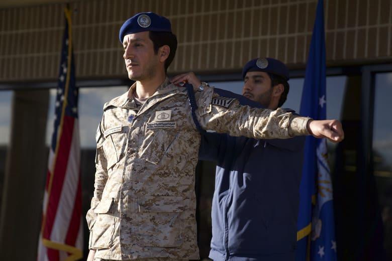 لماذا تم الاحتفاء بتخرج عبيد البقمي من قاعدة كيسلر الجوية الأمريكية ؟