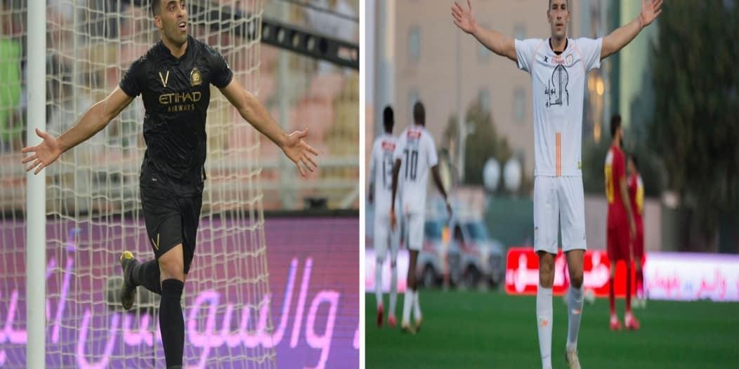 دوري محمد بن سلمان.. من الأكثر تسجيلًا لأهداف الفوز ؟