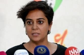 عضو الاتحاد الكويتي فاطمة حيات