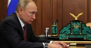 روسيا تعطل العمل لمدة أسبوع وبوتين يستنفر وزارة الدفاع