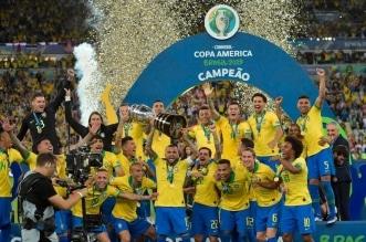 كوبا أمريكا - منتخب البرازيل