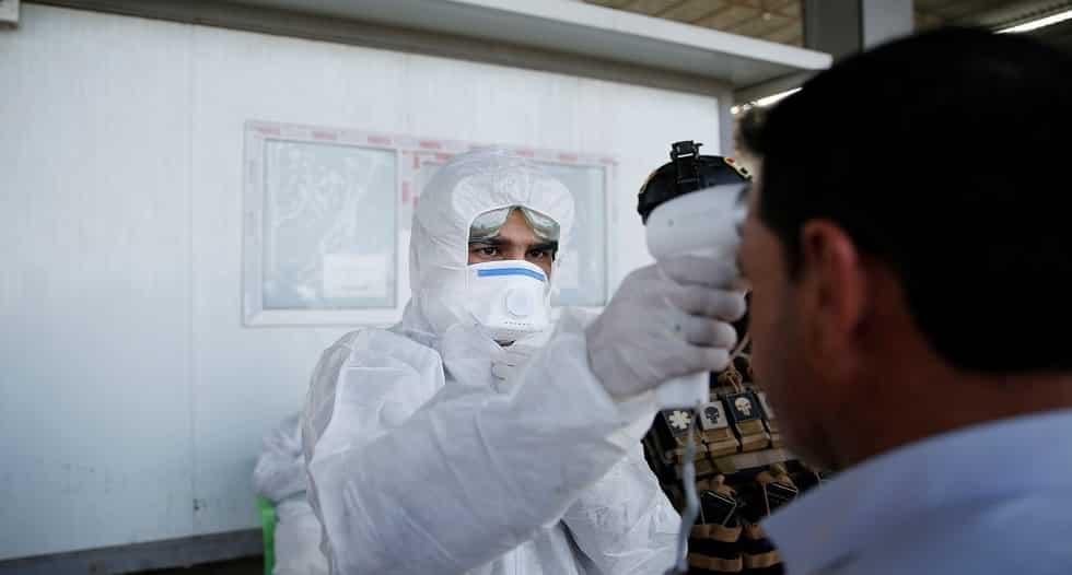 العراق يسجل 781 إصابة جديدة و21 وفاة بسبب كورونا