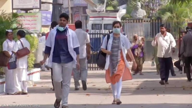 ارتفاع وفيات كورونا في الهند إلى 114 حالة والإصابات لـ 4421