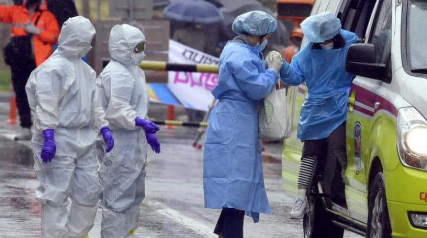 فرنسا تسجل 10593 إصابة جديدة بـ كورونا