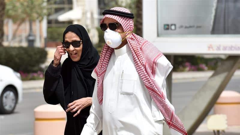 دول الخليج تتقدم العالم في إجراءات الوقاية ضد كورونا