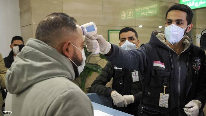 مصر تعلن تعافي 12 حالة من مصابي كورونا
