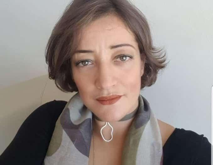 ليلى الطرزيايم أول صحفية ضحية فيروس كورونا الجديد