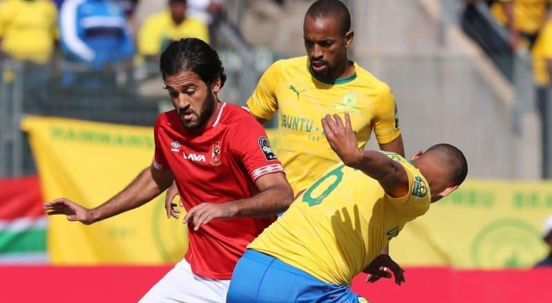 هجوم ضد مروان محسن بعد مباراة الأهلي ضد صنداونز
