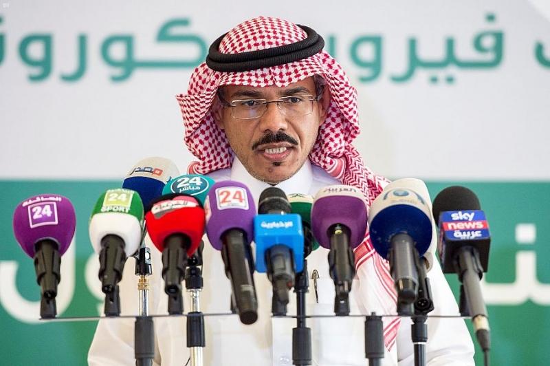 متحدث الصحة محمد العبدالعالي رسمي