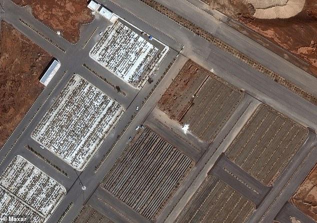 مقابر جماعية في إيران 1