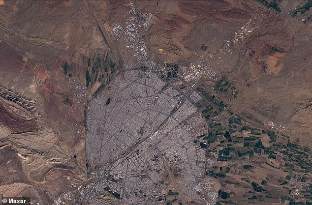 مقابر جماعية في إيران 2