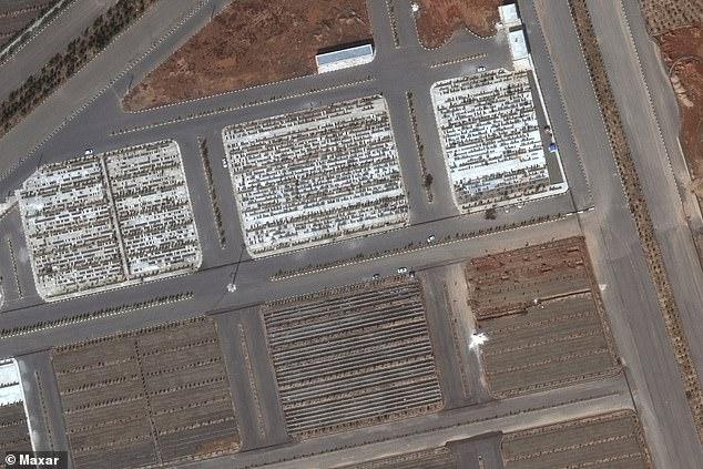 مقابر جماعية في إيران 4