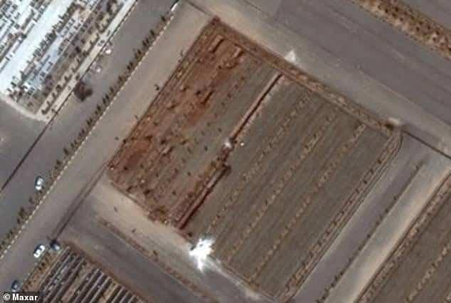 مقابر جماعية في إيران 6