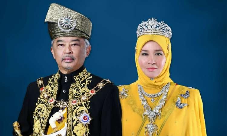 ملك وزوجته وابن ملكة ورئيس حكومة وزراء في عزل كورونا - المواطن