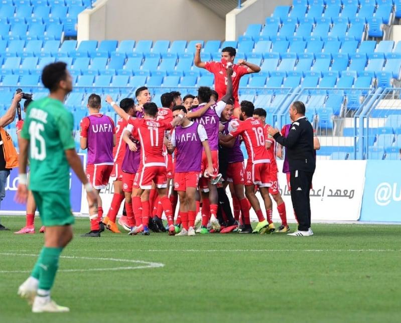 منتخب تونس إلى نهائي كأس العرب