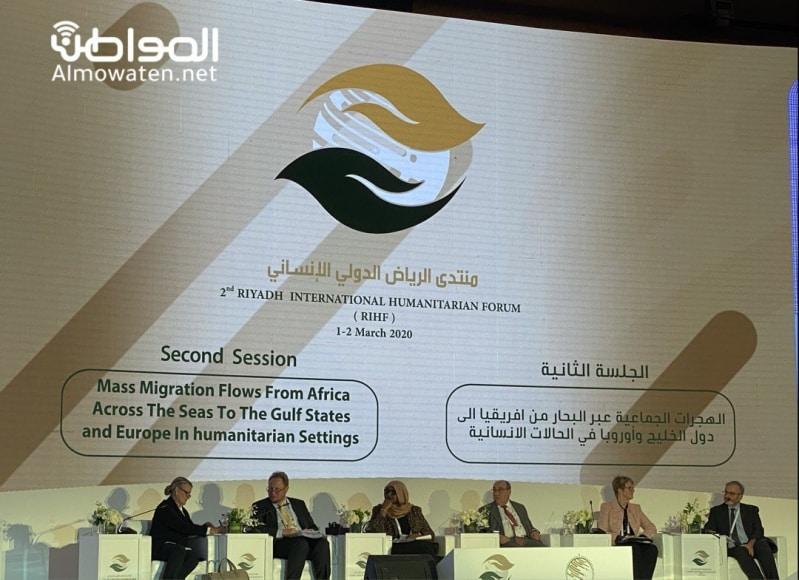 أمير الرياض : حريصون على استمرار الأعمال الإنسانية وتقديم العون للمحتاجين