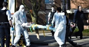 خلال 24 ساعة.. 231 حالة وفاة بـ كورونا في فرنسا