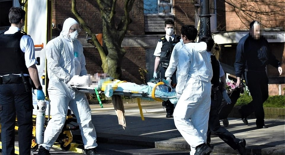 بريطانيا تسجل أعلى إصابات يومية منذ 15 يناير عند 42302 حالة