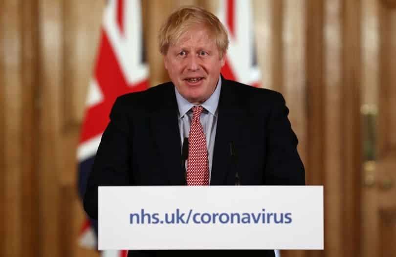فيروس كورونا يصيب بوريس جونسون رئيس وزراء بريطانيا