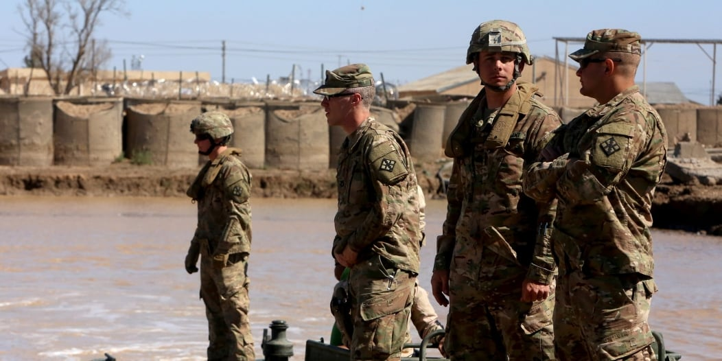 الجيش العراقي يطالب القوات الأمريكية والأجنبية بالانسحاب
