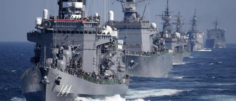 فرض الحجر الصحي على الأسطول السادس للبحرية الأمريكية