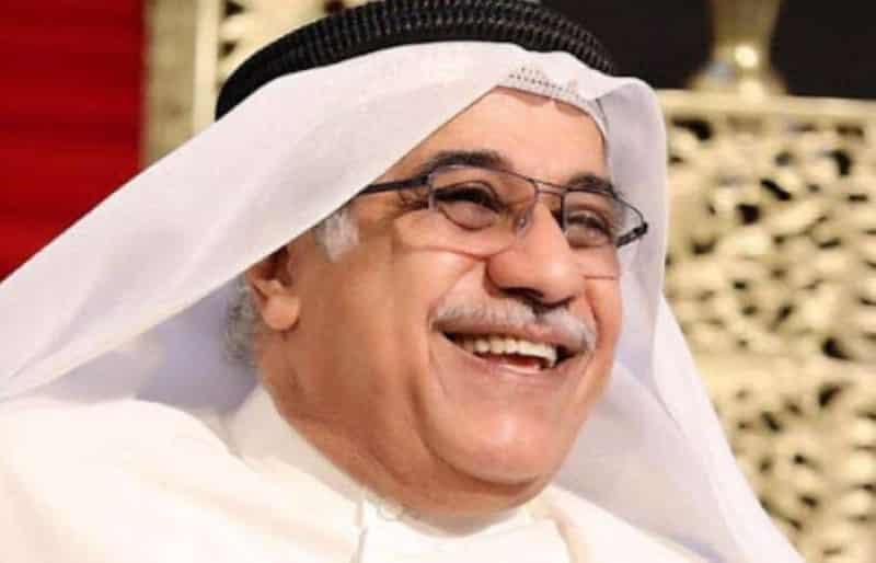وفاة الفنان الكويتي سليمان الياسين