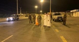"""""""المواطن"""" ترصد التزام أهالي محايل بقرار منع التجول.. هكذا بدت الشوارع"""