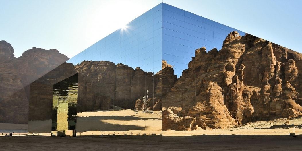 شاهد الصور.. الهيئة الملكية بالعلا تكشف تفاصيل جديدة عن مسرح مرايا