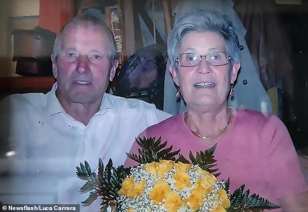 مأساة فاقت مشهد تايتانيك.. وفاة زوجين مسنين معًا بسبب كورونا - المواطن